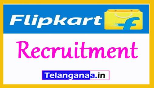 Flipkart's Latest Recruitment 2018