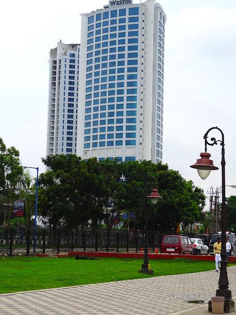 Surroundings of Eco Tourism Park, Kolkata