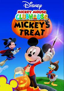 Mickey's Treat  บ้านมิคกี้ ปราสาทปีศาจแสนสนุก