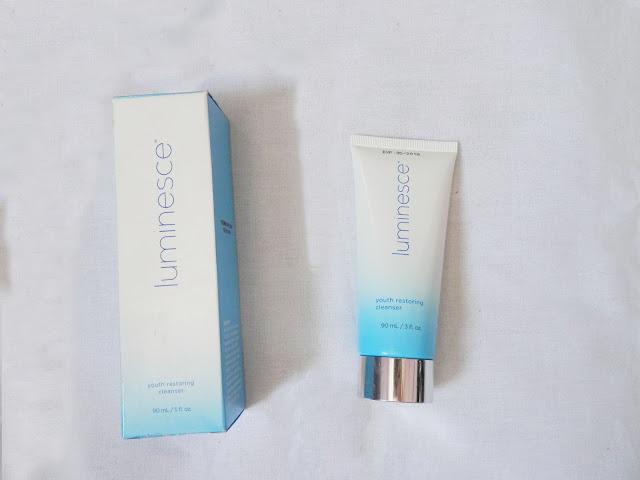 Resenha: Luminesce - Gel de limpeza facial da Jeunesse