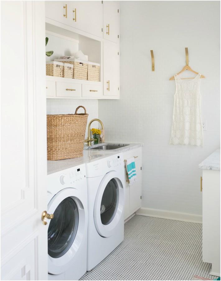 Reforma lowcost sin obra de un cuarto de lavado