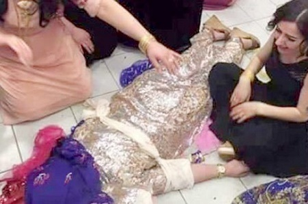 Woman Brutally Shot Dead at Wedding for Refusing to Marry Her Cousin (Photo)