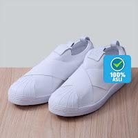 Adidas Sepatu Pria Adidas Slip-On Superstar ANDHIMIND