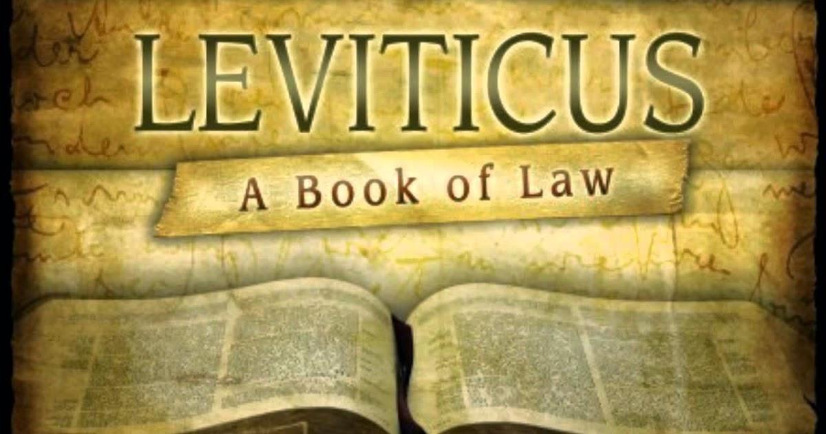 Allacin's Illustrated Summaries of Christian Classics: LEVITICUS+ ...