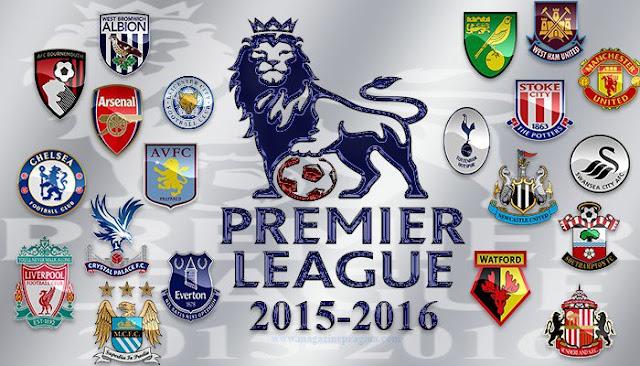 Guia da Premier League 2015-2016