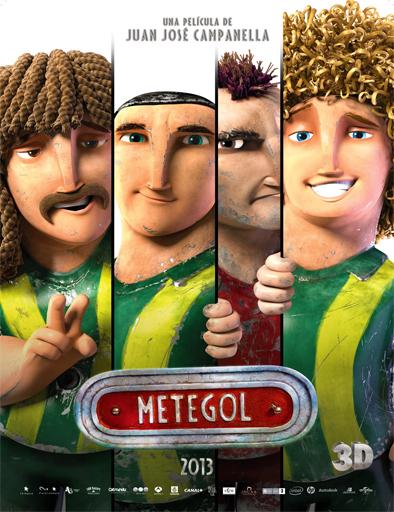Ver Futbolín (Metegol) (2013) Online