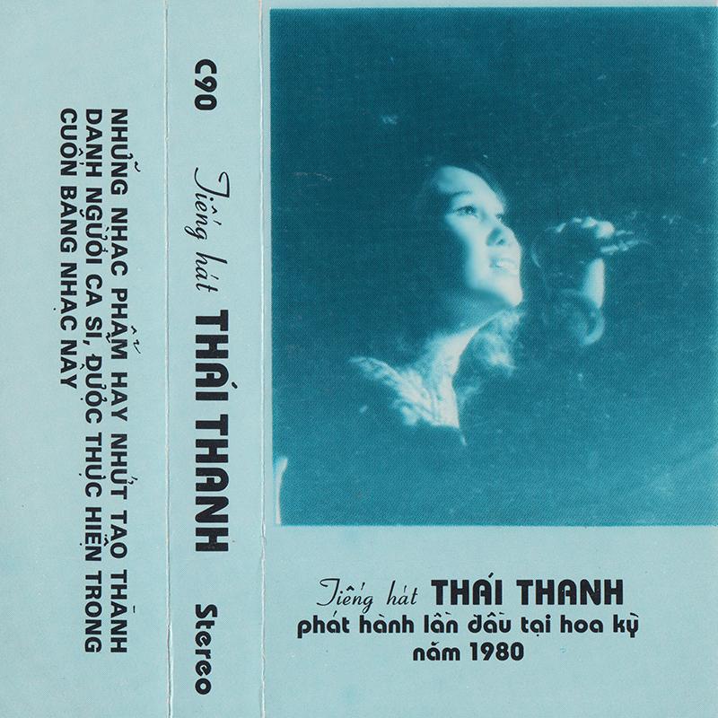 Tape Tú Quỳnh - Tiếng Hát Thái Thanh (WAV)