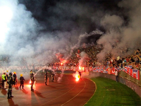 Partizan Roter Stern