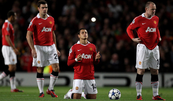 Manchester United: Man Utd Wallpaper >> Javier Chicharito ...