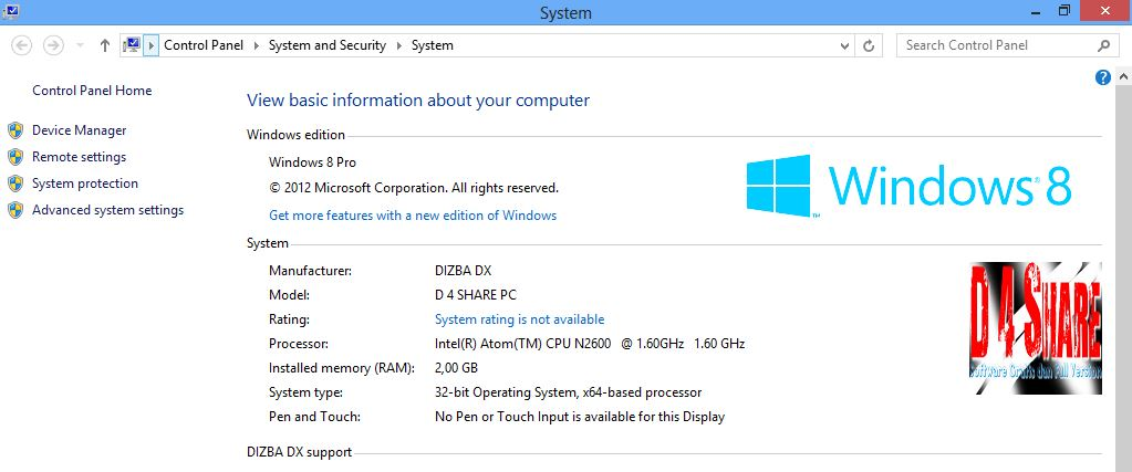 Windows 8 pro build 9200 activator