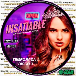 GALLETA - [SERIE DE TV] INSATIABLE - 2018