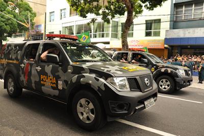 Edital do concurso público da Polícia Militar do Pará