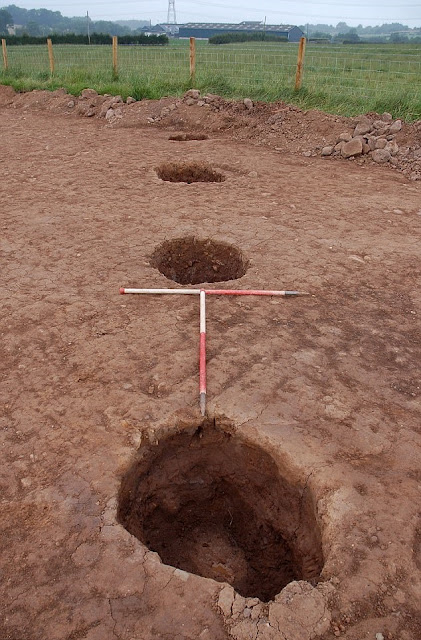 Unearthing a Neolithic house in Scotland's Ayrshire