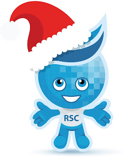 Image of Splash elf in an RSC t-shirt