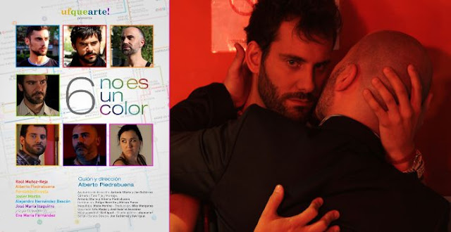 6 no es un color, corto