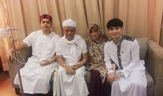 Mengenal Kanker Nasofaring Kanker Yang Diderita Ustadz Arifin Ilham