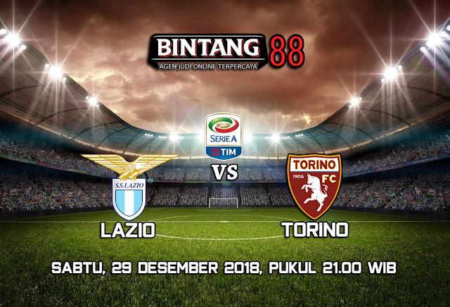 Prediksi Lazio Vs Torino 29 Desember 2018