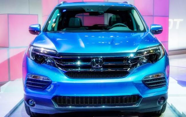 2018 Honda Pilot Redesign, Rumors