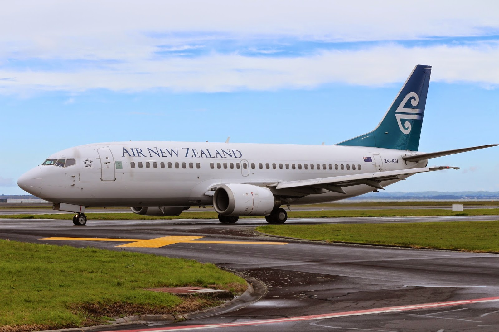 air new zealand - photo #23