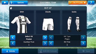 Dls 19 Juventus Team