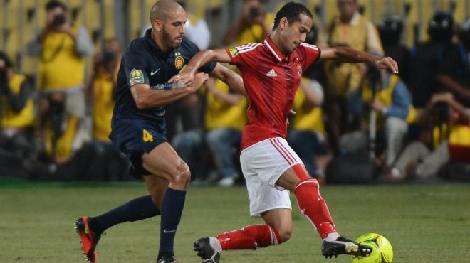 مباراة الاهلي والترجي في دوري ابطال افريقيا رادس