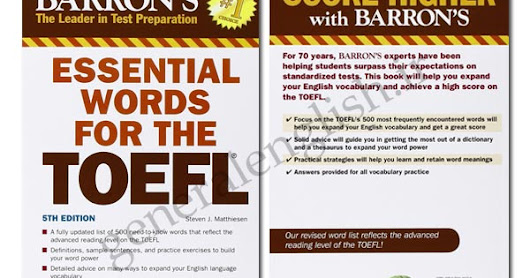 toefl essay barrons Barron's toefl ibt test of english as a foreign language with audio cds (barron's how to prepare for the toefl test of english as a foreign language) jul 1, 2006 by pamela sharpe phd.