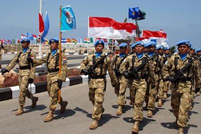 Diduga Selundupkan Senjata, Pasukan Perdamaian RI Tertahan di Sudan