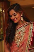 Aswhini latest sizzling half saree pics-thumbnail-13
