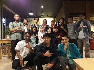 Gathering KOMMUN Yogyakarta, KOMMUN Jakarta, dan KOMMUN Tangerang Selatan