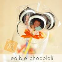 edible chocololi