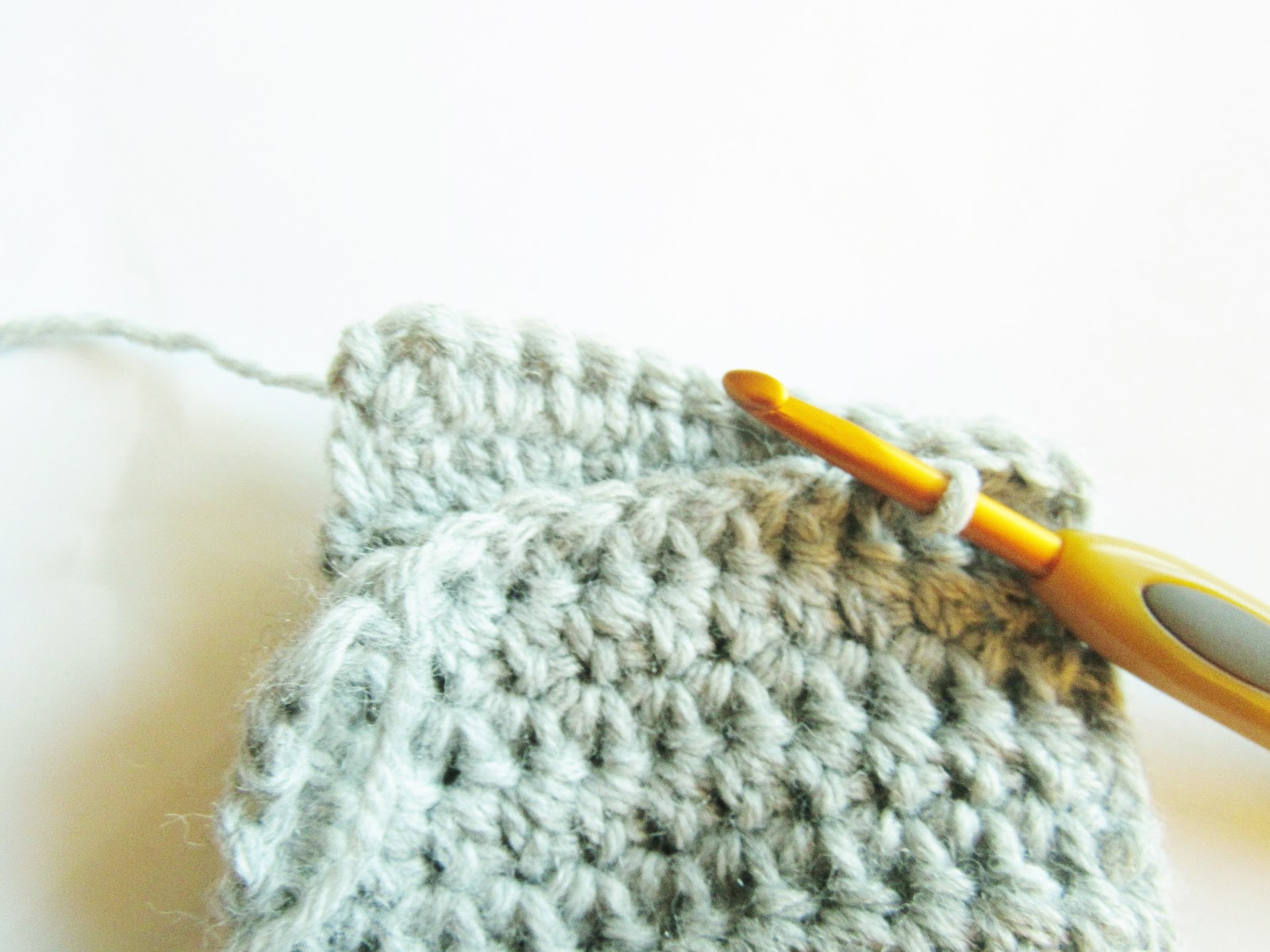 How to Crochet a Quick Twist Headband or Earwarmer, A Free Crochet ...