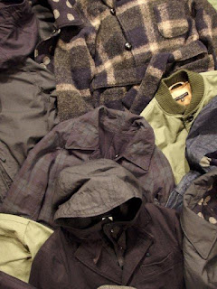 "Engineered Garments & FWK by Engineered Garments ""JACKET & OUTER FAIR"""