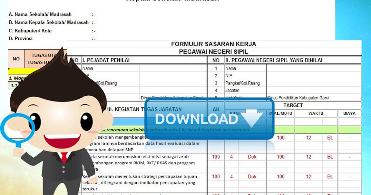 Aplikasi Penilaian Kinerja Pengawas Download Lengkap