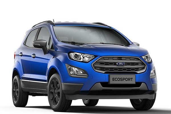 Ficha Técnica Ford Ecosport Freestyle 1.5 MT (2018)
