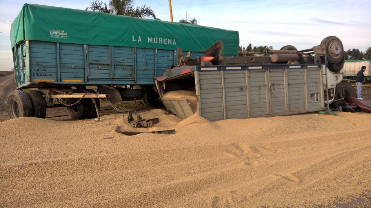 FM LIBERTAD 107.5: Camionero de Santa Isabel protagonista de ...