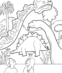 Adorable Dinosaur Coloring Sheet For Print Online
