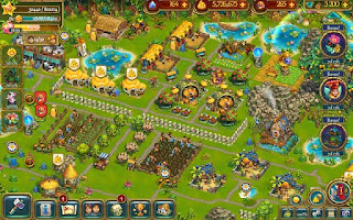 The Tribez: Build a Village Apk Mod Dinheiro Infinito
