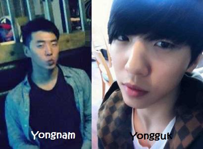 bang yong guk and his twin - photo #15