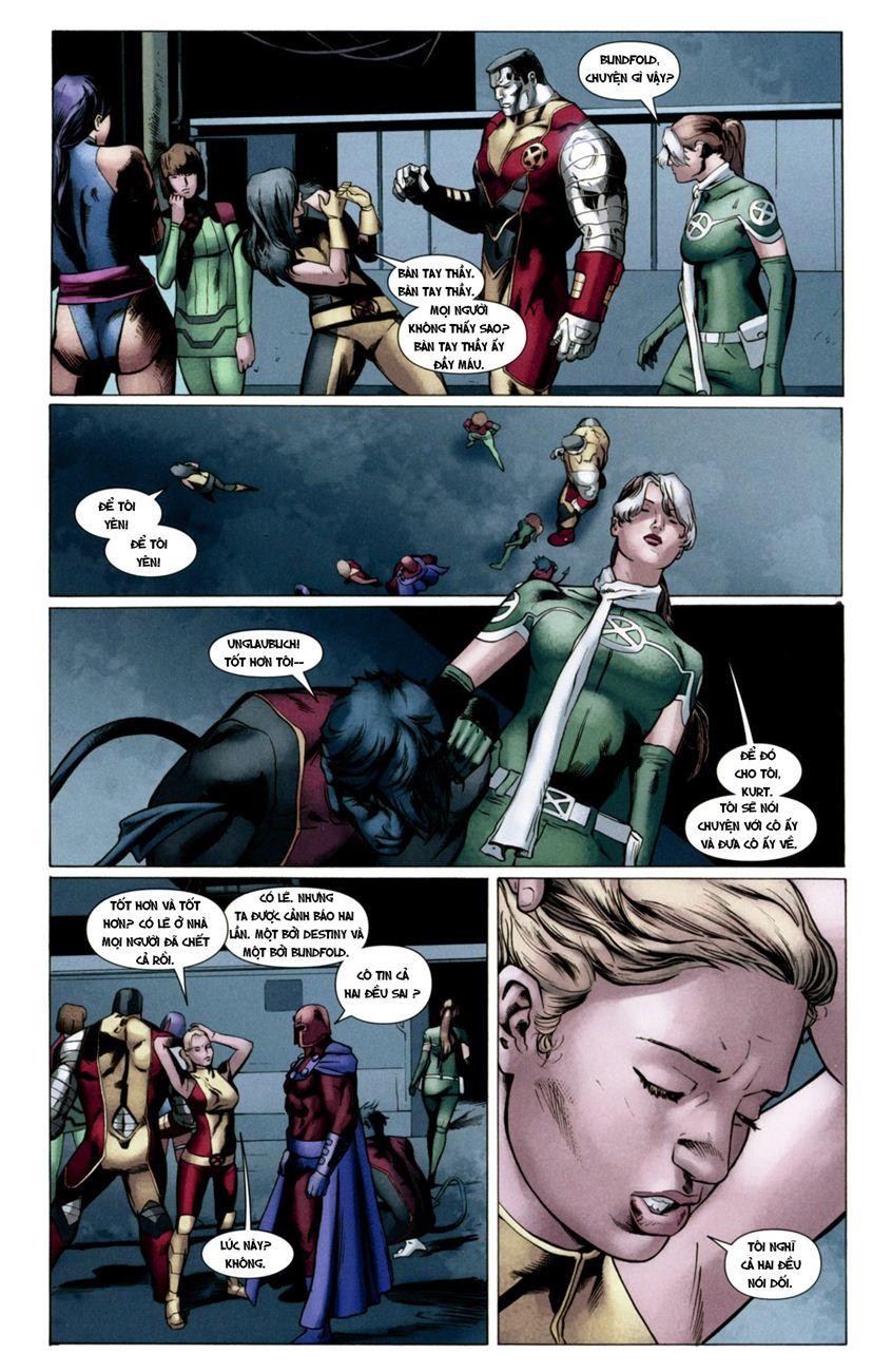 X-Men Necrosha chap 8 trang 19