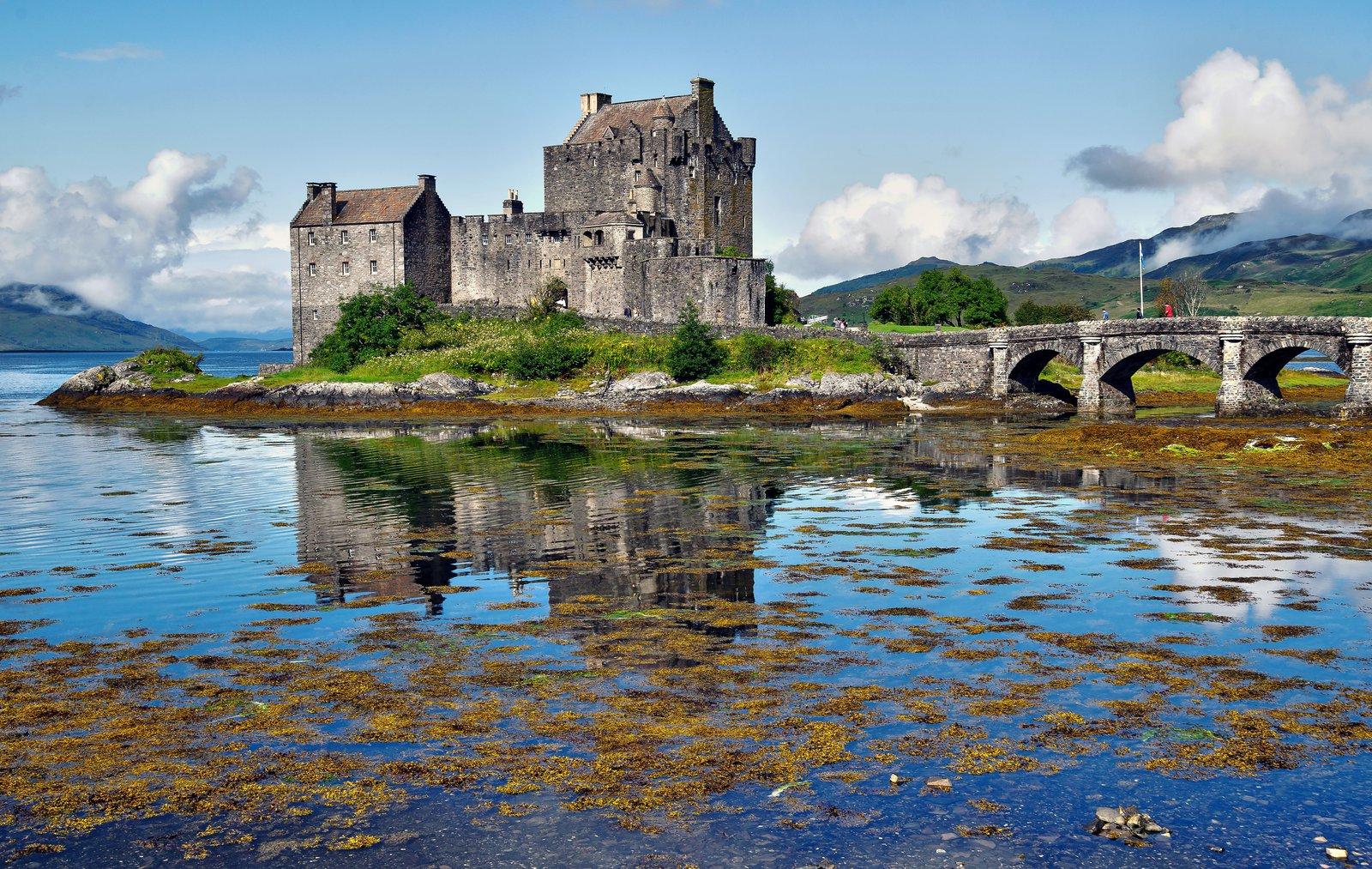 Planificar un viaje de 14 días por Escocia