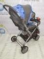 belakang Kereta Dorong Bayi BabyDoes CH278 Parade-X Roda 3 Hadap Depan atau Belakang
