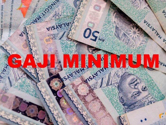 Gaji minimum