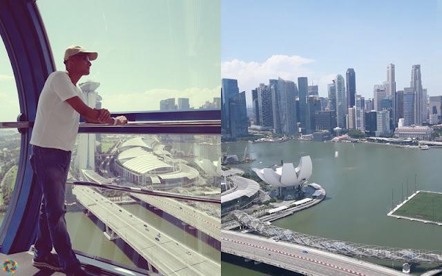 At Singapore - Sister Citynya Batam !