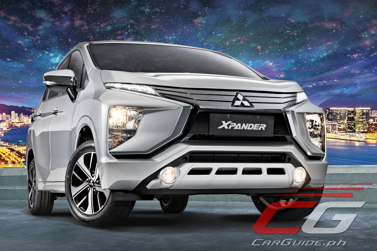 Mitsubishi Philippines Launched Much Awaited Xpander Mpv W 23