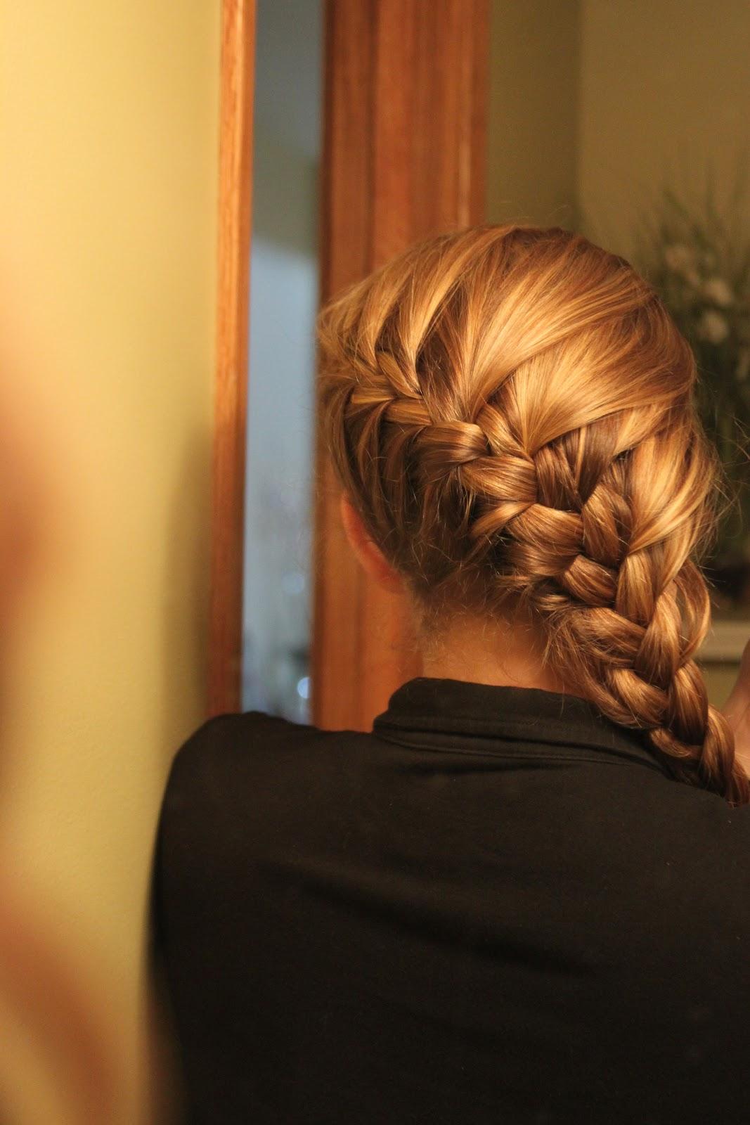Kara's Creative Place: My New Hairstyle Standby, Diagonal ...