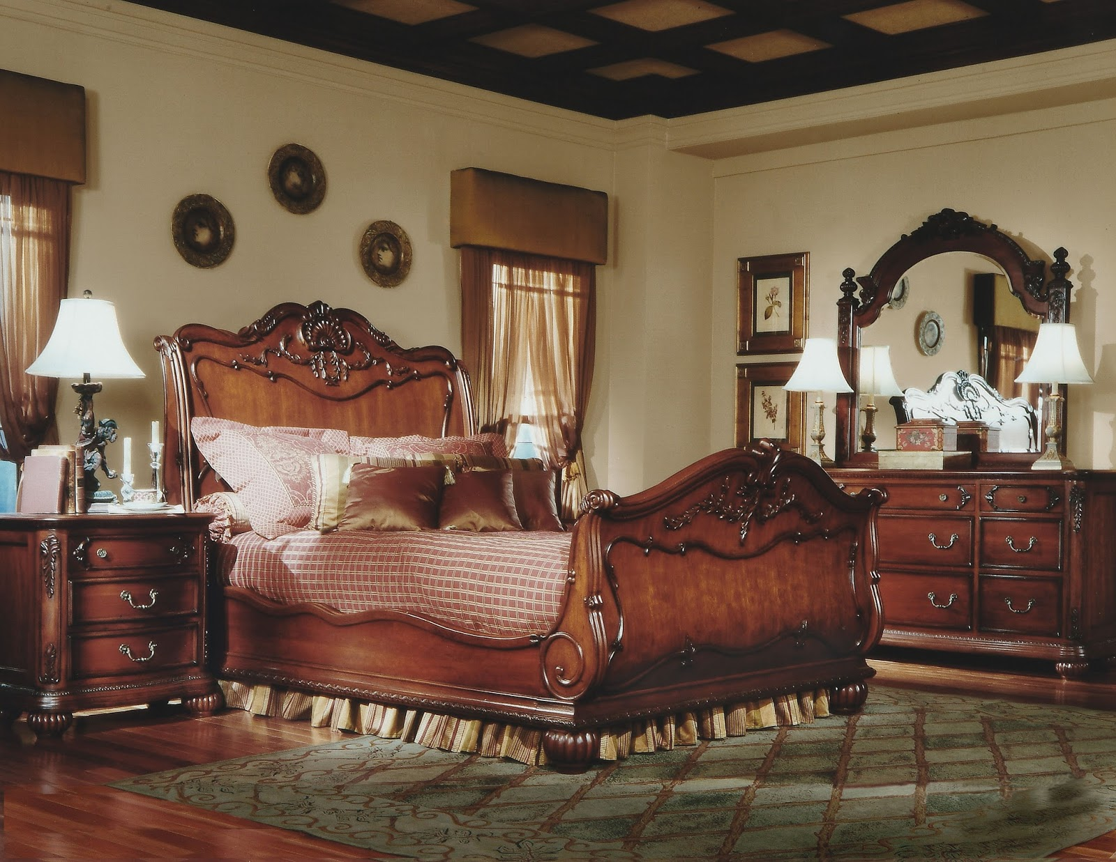 wonderful wood bedroom furniture | bamboo architecture & home design ideas