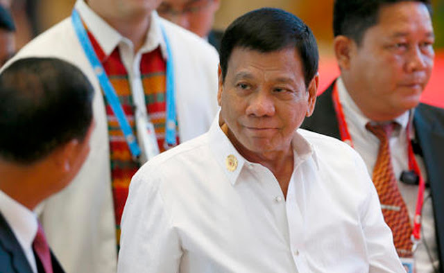 Rody to Obama: not a personal attack