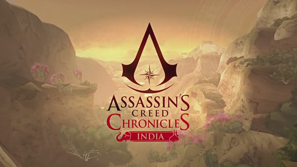 Assassin's Creed Chronicles India Poster
