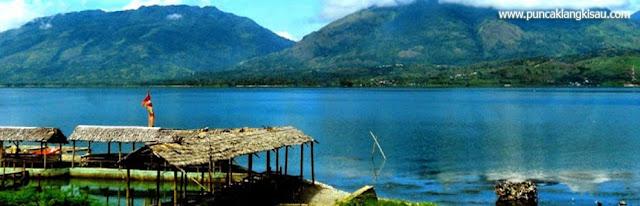 Danau singkarak, Solok