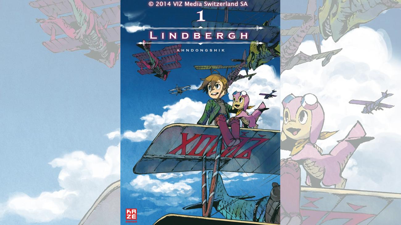 Manga Highlights 2016 Lindbergh